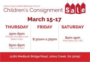 2020 Atlanta Georgia Metro Area Children S Consignment Sales
