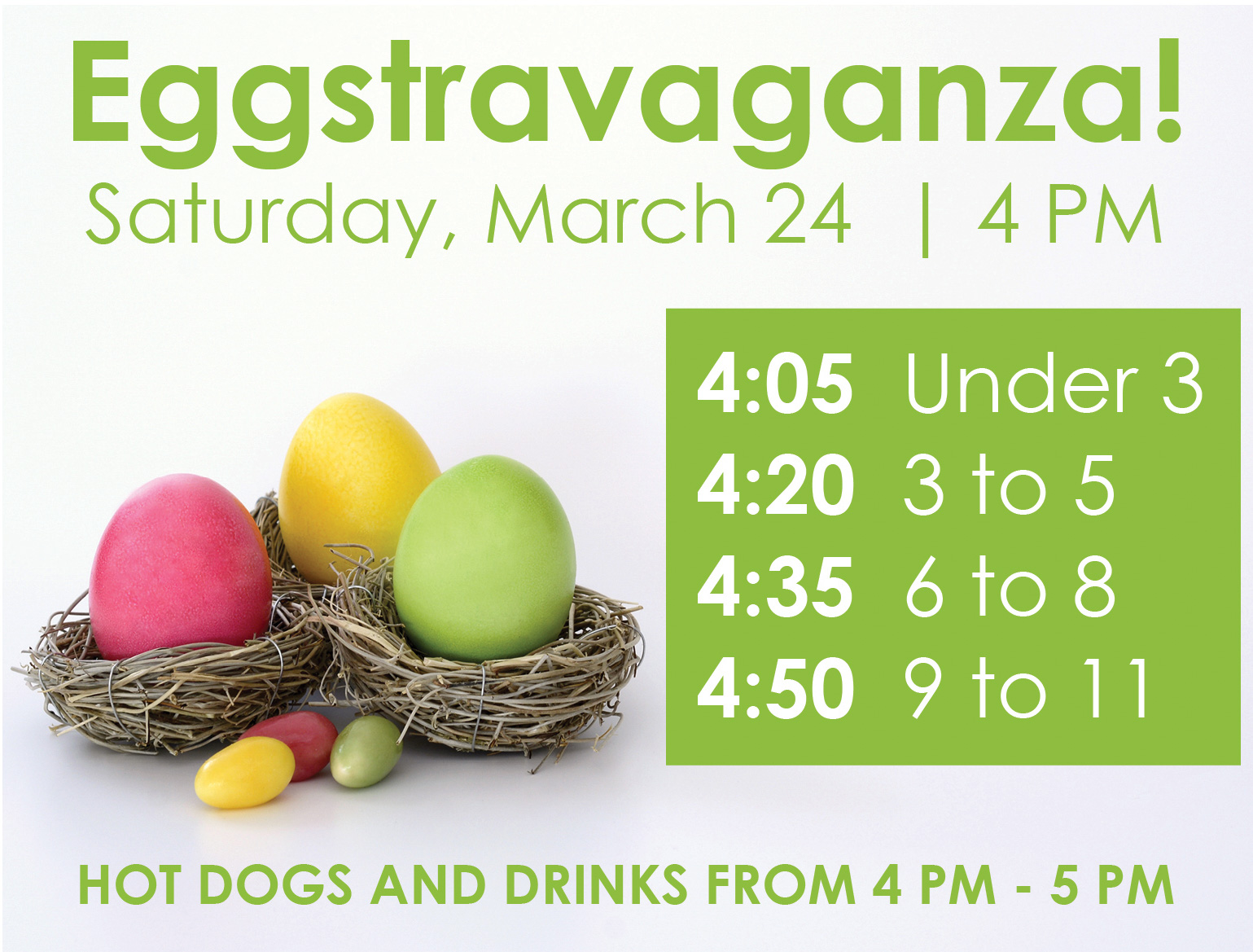 Easter eggstravaganza johns creek umc easter eggstravaganza negle Gallery